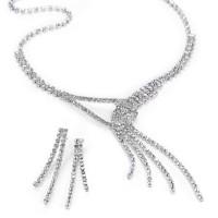 Náušnice s náhrdelníkom
